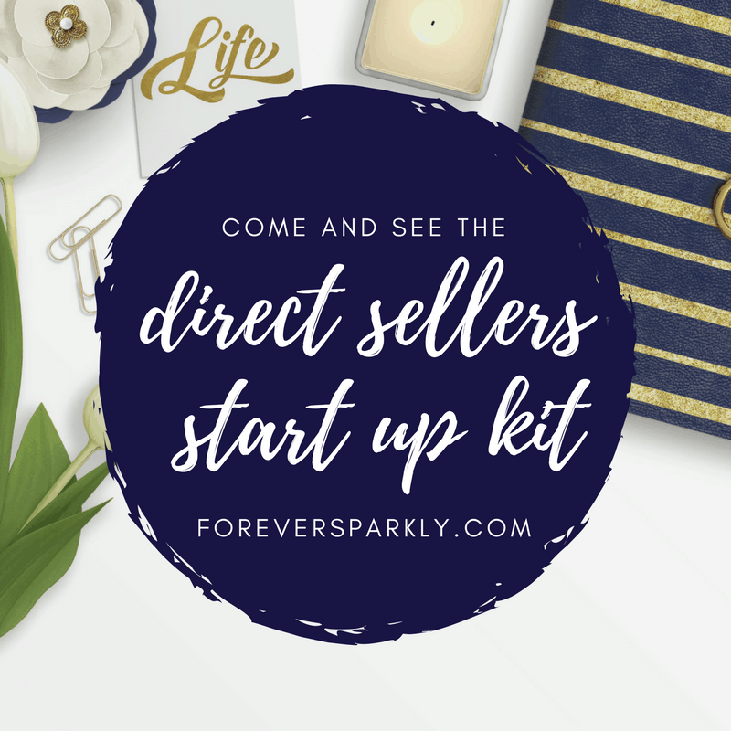 Direct Sellers Start Up Kit Kristy Empol