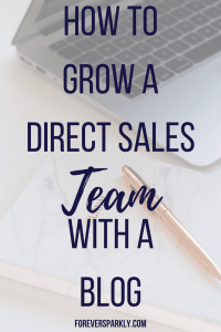 Wondering how to grow a direct sales team using a direct sales blog? Read my experience on forming a Java Momma Coffee team all from my direct sales blog! Kristy Empol