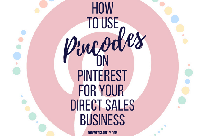 Explore Pincodes on Pinterest for your direct sales business. Learn how to use them to grow your following and stand out from other consultants. Kristy Empol