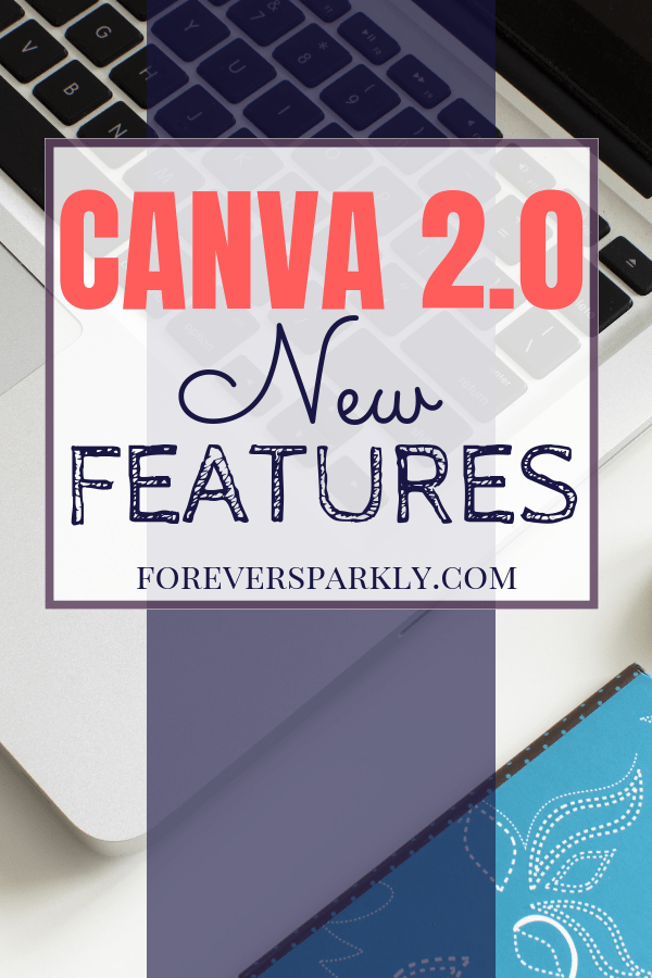 Discover the new features in Canva 2.0. From publishing capabilities to new ways to share your custom graphics, discover what is new from Canva 2.0. #canva #homebasedbusiness #socialmediagraphics #engagementposts