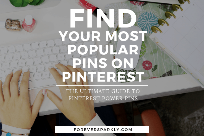 Wondering how to find your most popular pins on Pinterest? Click to read where to find your power pins and how to use them strategically. Kristy Empol