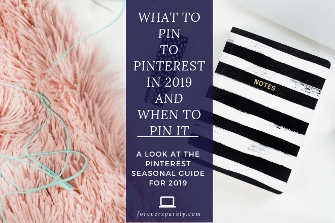 Wondering what to pin to Pinterest in 2019? And wonder when to pin it for maximum engagement? Click to read all about the Pinterest Seasonal Guide for 2019. Kristy Empol