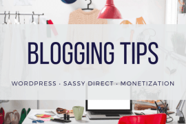 Blogging Tips for Direct Sellers