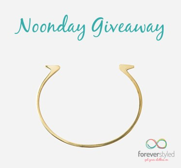 Noonday Giveaway
