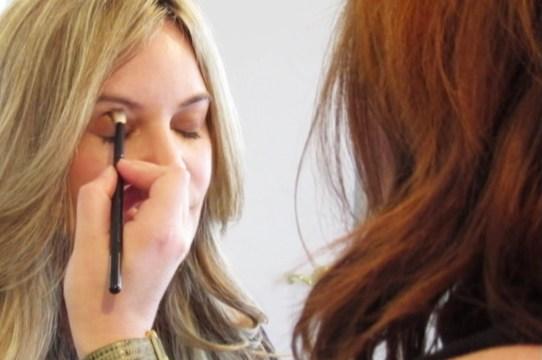 Beauty Trends Makeup Application