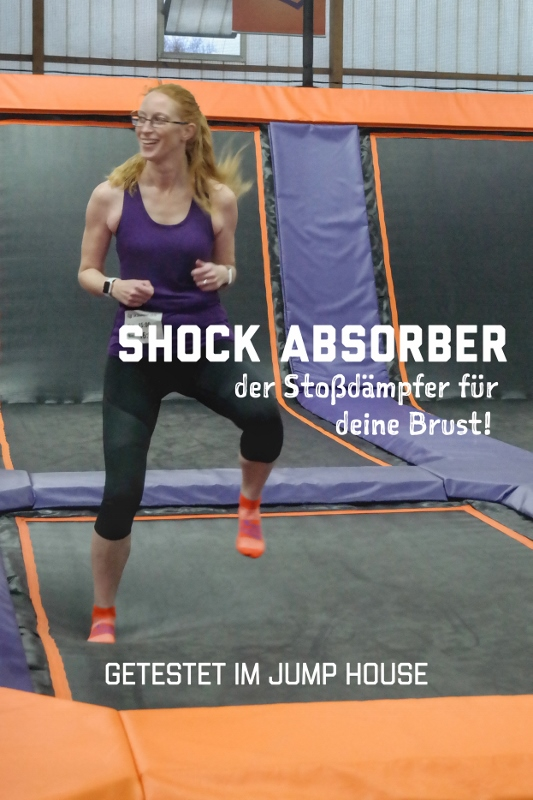 Shock Absorber - Stoßdämpfer für deine Brust! Getestet im JUMP House Hamburg