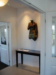 entrance sculpture