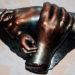 hand sculptures