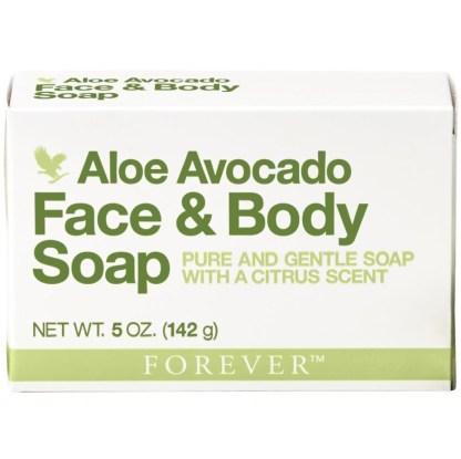 Forever Aloe Avocado Face & Body Soap (Σαπούνι προσώπου και σώματος με αβοκάντο)