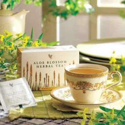 Forever Aloe Blossom Herbal Tea
