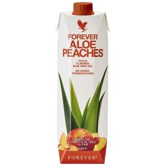 Forever Aloe Peaches (Χυμός αλόης βέρα με ροδάκινο)
