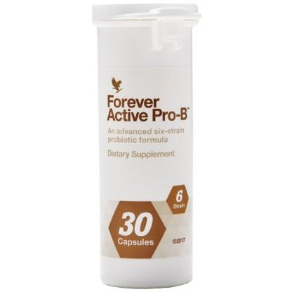 Forever Active Pro-B (Προβιοτικά και πρεβιωτικές ίνες για υγιές πεπτικό σύστημα)