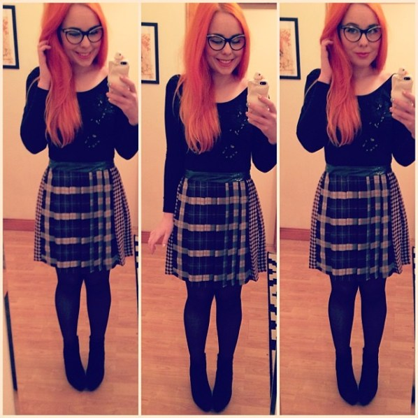 foreveryoursbetty tartan and bebaroque