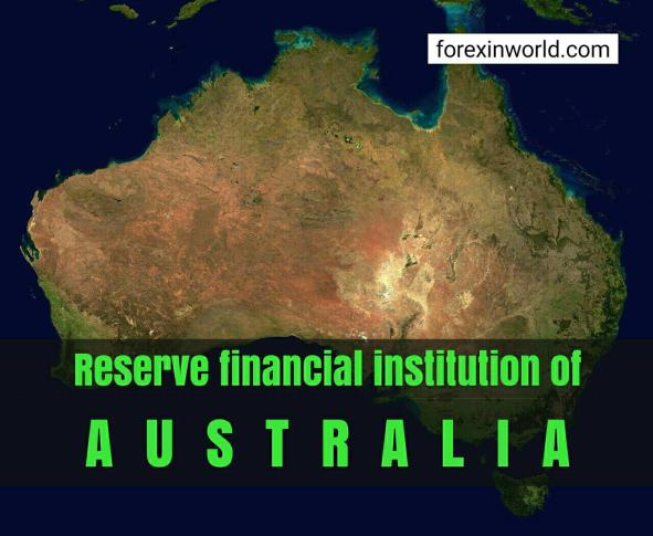 Reserve Financial institution of Australia