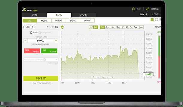 Profit Trade webtrader_devices