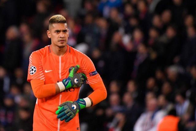 PSG goalkeeper Alphonse Areola has joined Fulham on loan