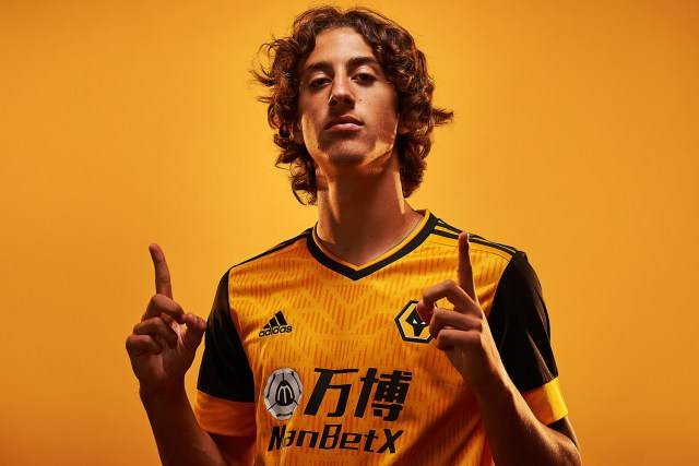 Fabio Silva's signing eclipses the previous record of £30m Wolves paid to sign Raul Jimenez