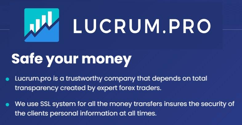 Lucrum Pro islamic accounts