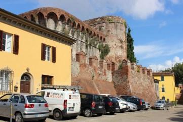 Montecarlo's fortress