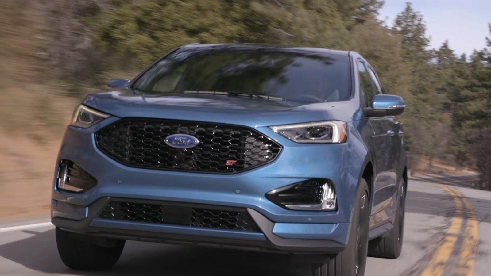 2019 Ford Edge Price  Release date  Specs  Interior