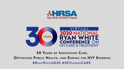 HRSA – 30 YEARS OF RYAN WHITE ANIMATION