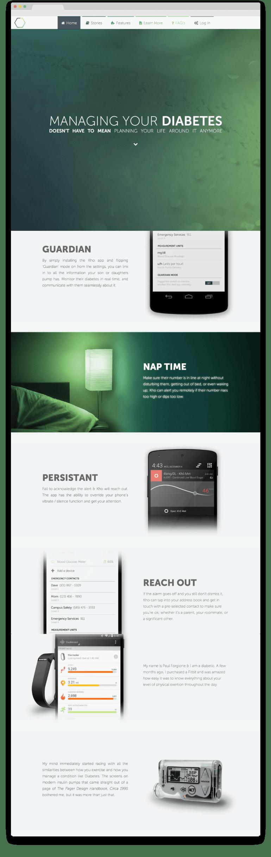 App-Website