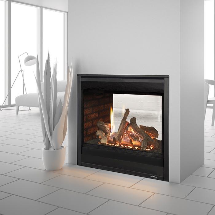 heatandglomultisidedgasfireplace  Forge Distribution