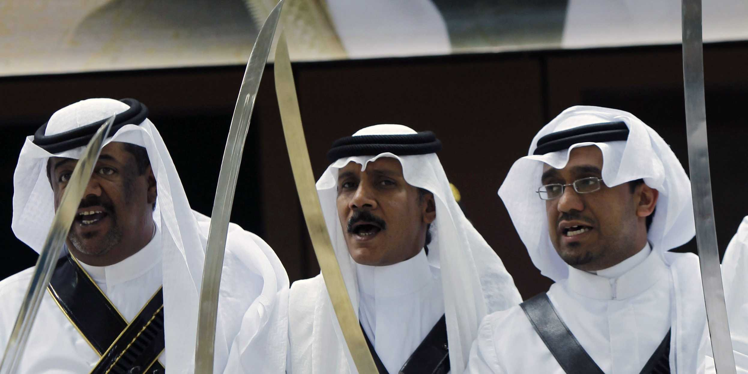U.S. Ally – Saudi Arabia Undercover