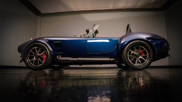 Vintage Motorsports Backdraft Cobra Club - Year of Clean Water