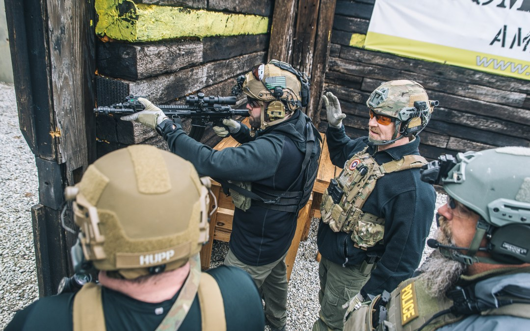 CQB Refresher Sept 13, 2018 Alliance