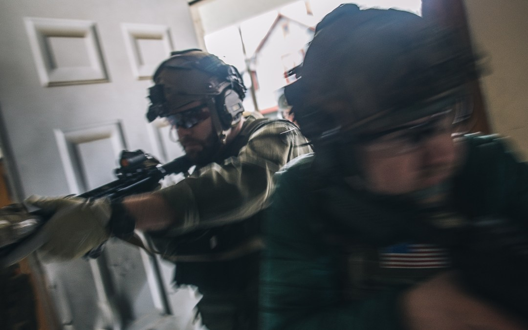 CQB Operations June 20-23, 2020 Alliance