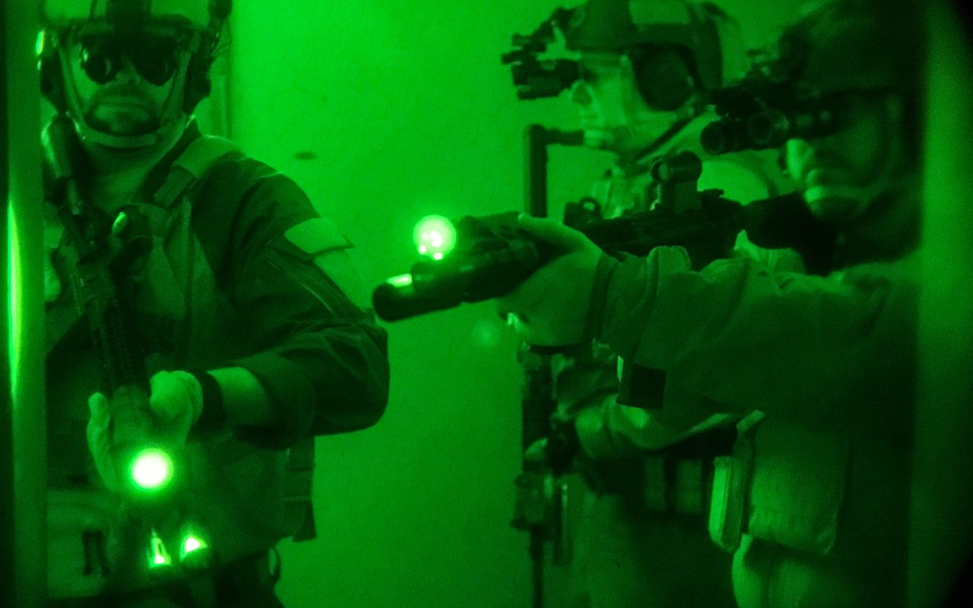 Night Vision CQB Aug 10-12, 2018 Alliance
