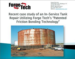 Side Wall Tank Repair Case Study