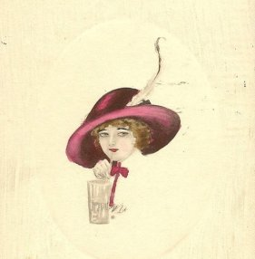 https://www.etsy.com/listing/474236200/elegant-lady-in-fancy-red-hat-sipping?