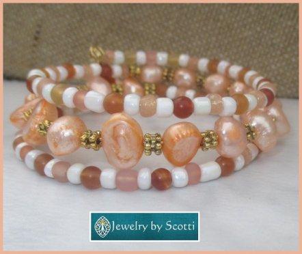 https://www.etsy.com/ca/listing/451210964/peach-pearl-carnelian-bracelet-gemstone?