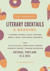 Literary Cocktail Reading (1)