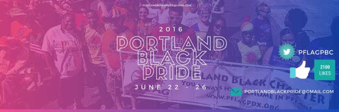 Portland Black Pride 2016