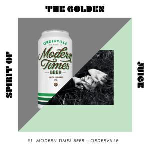 Spirit of The Golden Juice #1