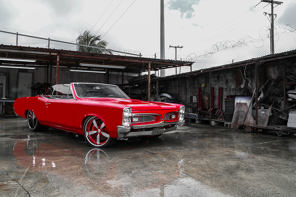 Gto Muscle Car Wallpaper It S All In The Details 67 Pontiac Gto On Ito