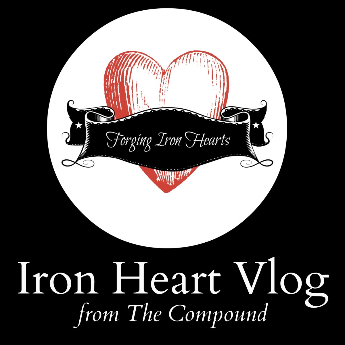 FIRST Iron Heart Vlog from The Compound!