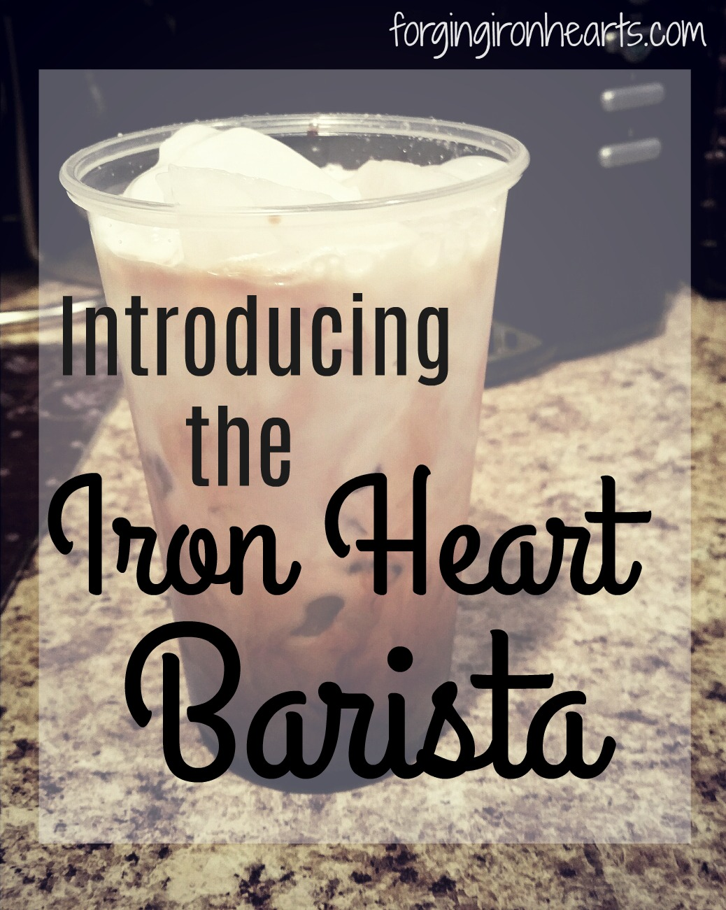 Introducing Tracy, our Iron Heart Barista