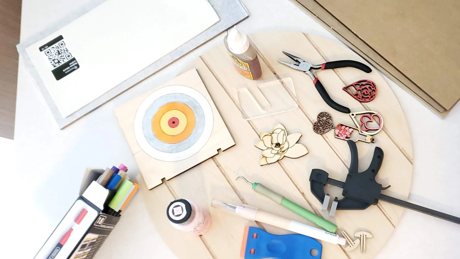Favorite materials, supplies and tools to use with Glowforge