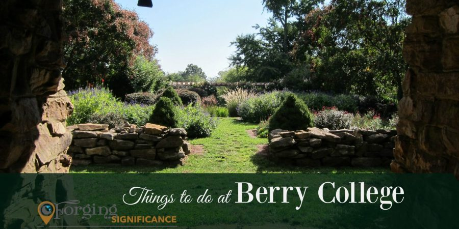 Things to do at Berry College