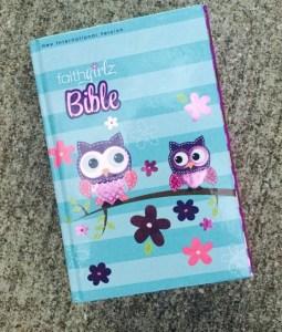 Tween Girl Bible Give Away!