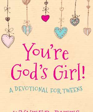 You're God's Girl Devotional by Wynter Pitts