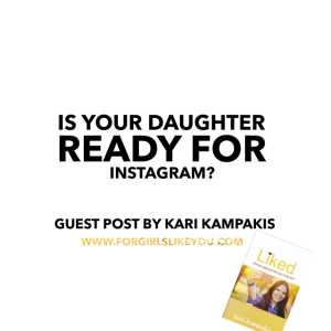 Is Your Daughter Emotionally Ready for Instagram?