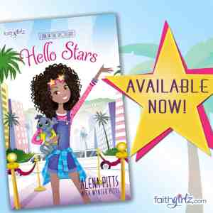 Hello Stars-by Alena and Wynter Pitts (Available Now!)