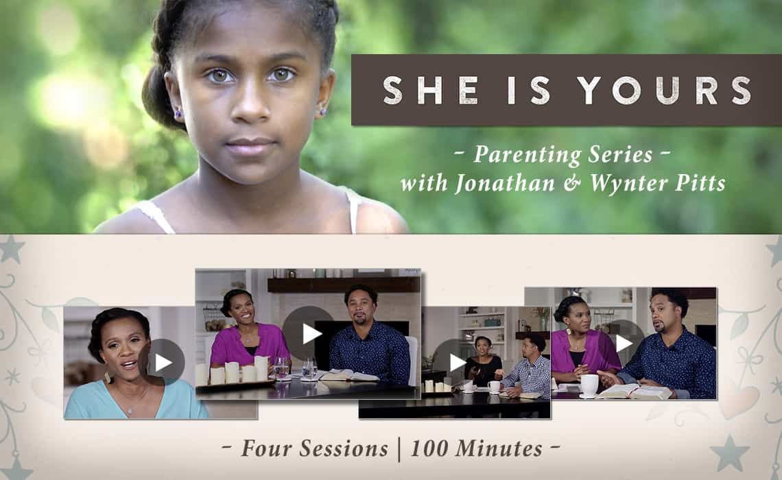 She is Yours Parenting Series