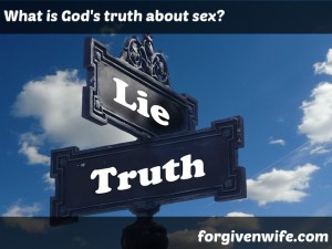 How can we replace the lies we believe about sex in marriage?