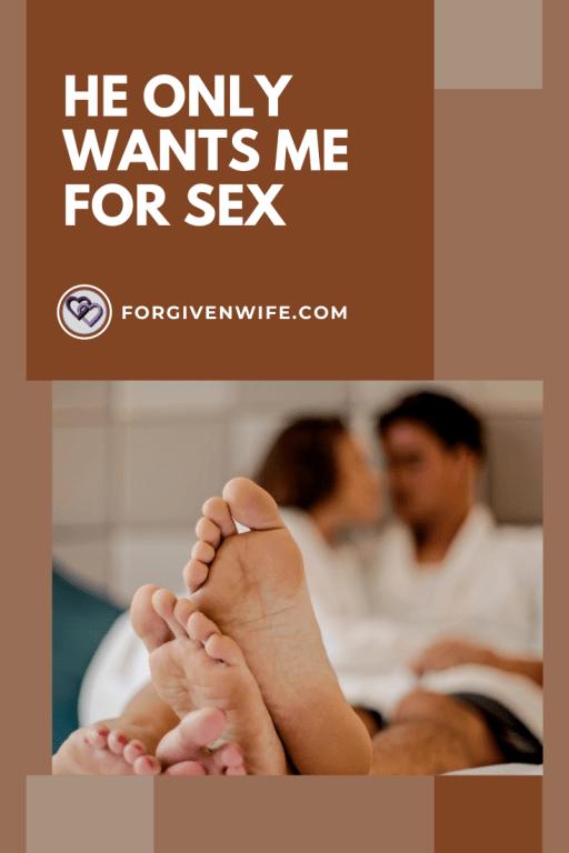 Sex wants